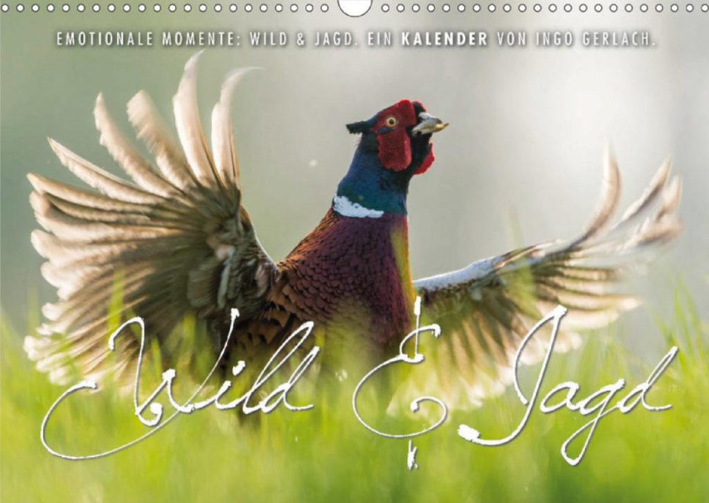 """Titelblatt Kalender """"Wild & Jagd"""""""