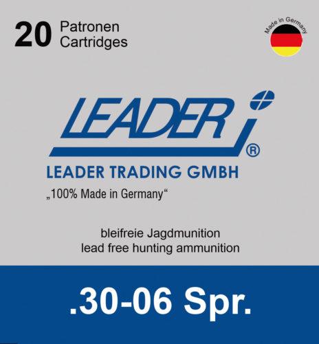 Bleifreie Jagdmunition von Leader Trading