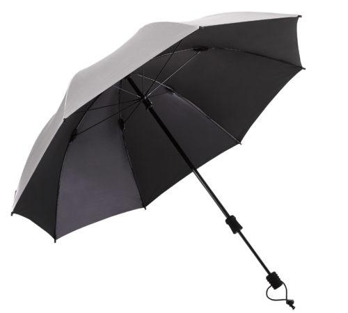 Euroschirm Swing hand free aufgespannter Schirm