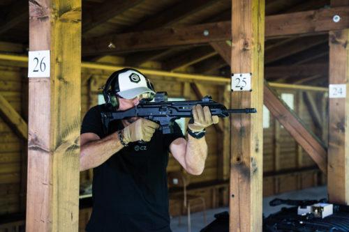 Pistolenkarabiner EVO 3 S1 Kaliber 9 mm Luger von CZ