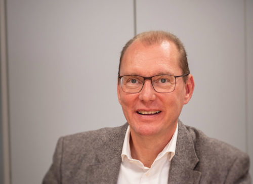 Porträt Thorsten Kortemeier
