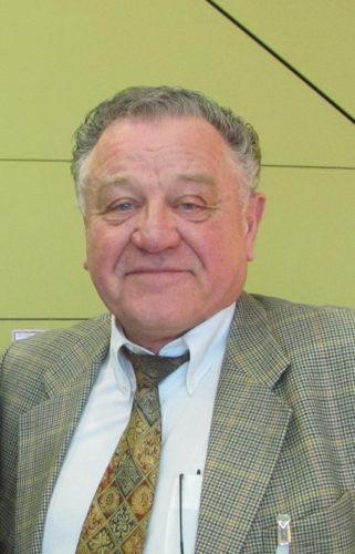 Porträt Klaus Michael Oswald