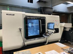 Die neuen CNC-Maschinen bei EAW