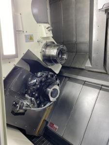Die neuen CNC-Maschinen bei EAW im Einsatz
