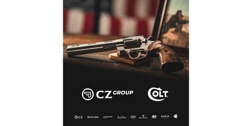 Übernahme CZ Colt