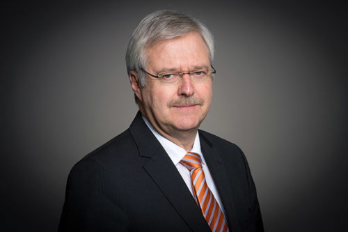 Porträt Dr. Harald Olschok