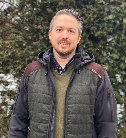 Porträt Lars Schopnie