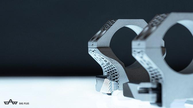 EAW Montage 3D-Druck