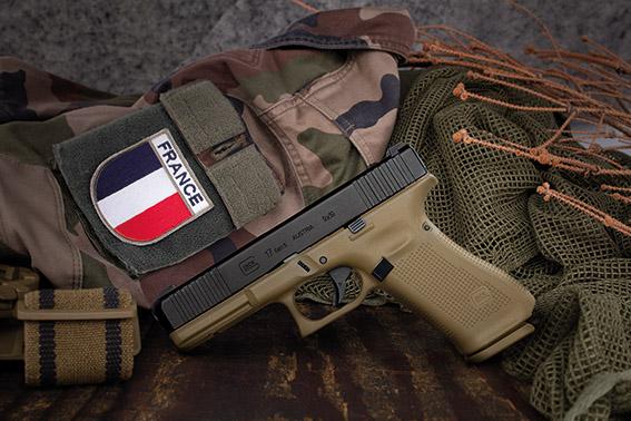 Glock G17 Gen5 FR