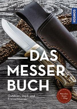 Huebner Das Messerbuch Cover