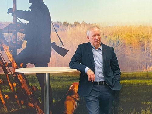 Porträt Heinz Wecklein