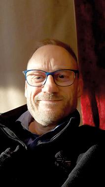 Porträt Ken Smith
