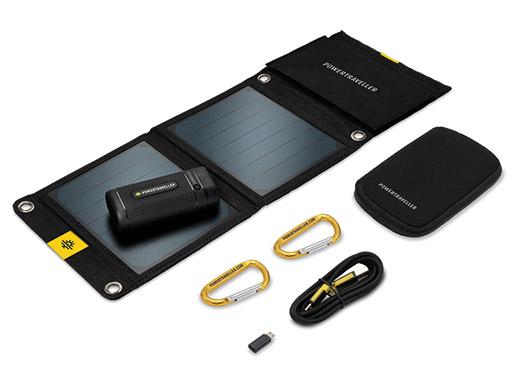 Power Traveller-Sport 25 Solar Kit