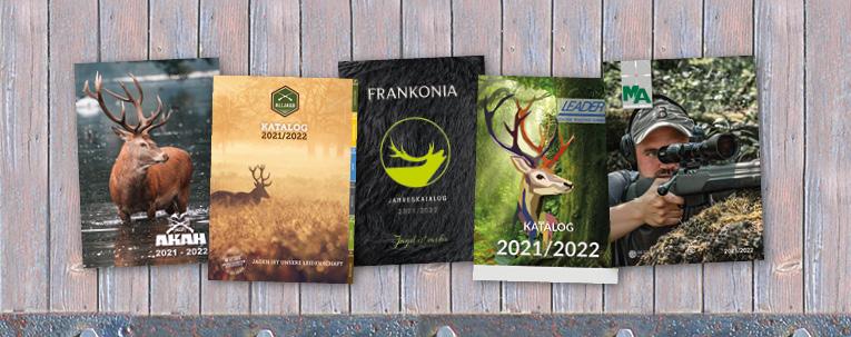 Collage neue Kataloge