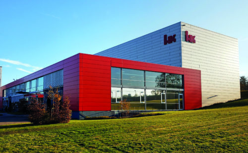Heckler & Koch Firmensitz